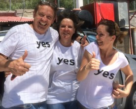 Met yes rent a car soepel over Samos