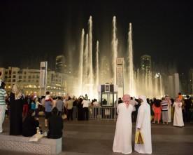 De populairste selfies in Dubai