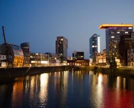 Prachtig Düsseldorf
