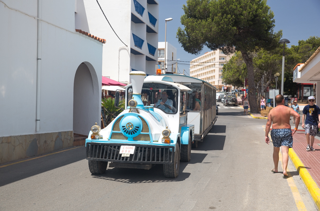 Middelmaat op Ibiza
