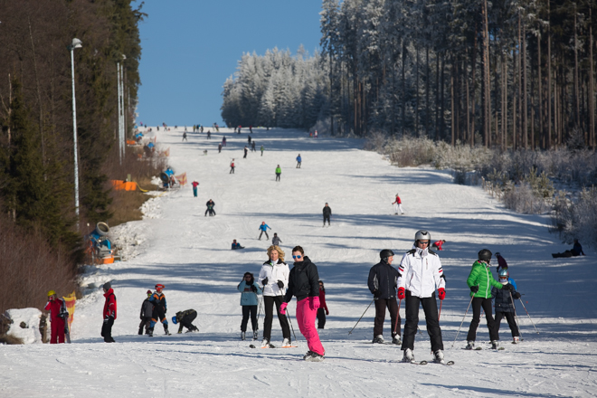 Wintersport in Tsjechië