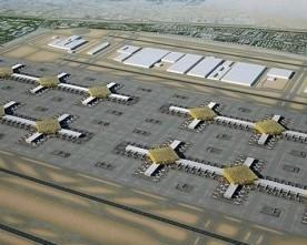 Dubai krijgt grootste luchthaven ter wereld