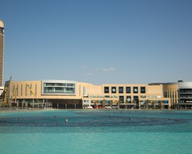 De vijf beste winkelcentra van Dubai