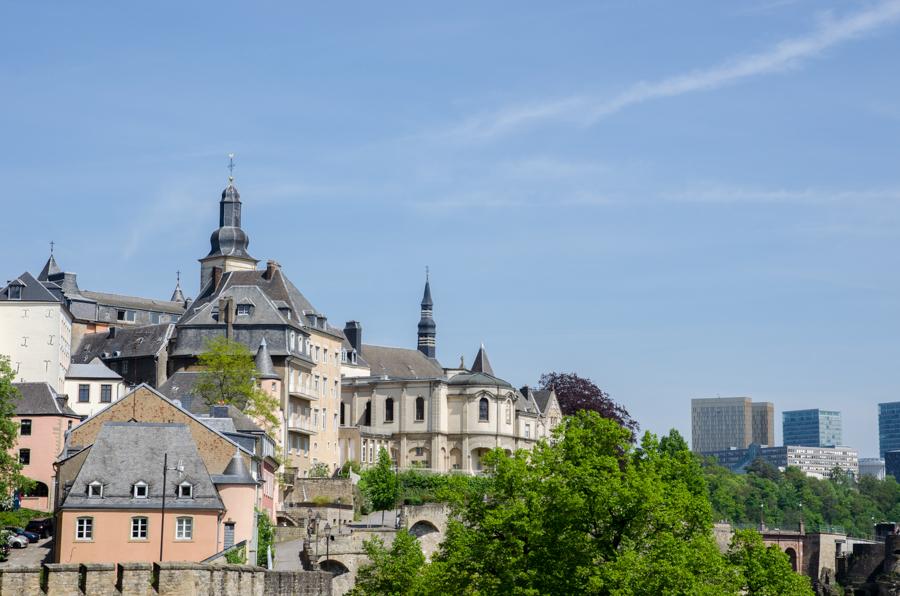 Luxemburg voor beginners