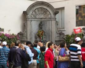 Toerisme Brussel groeit