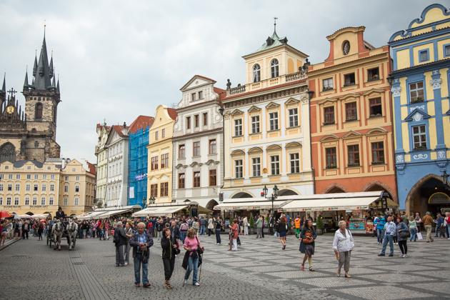 Bezienswaardigheden top 5 van Praag