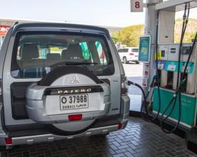 Benzineprijzen Dubai enorm laag