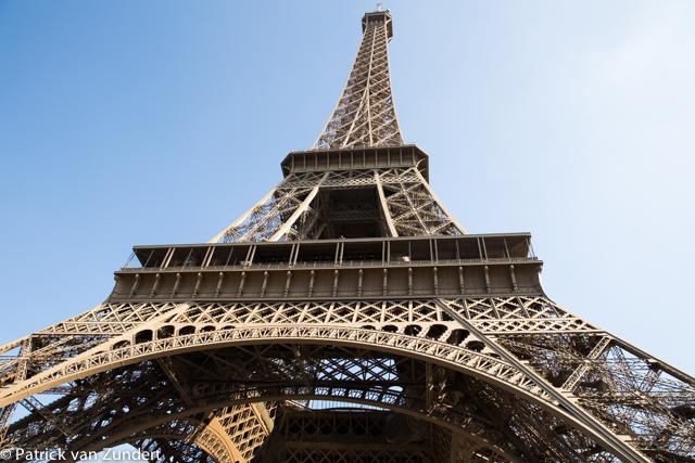 Tien feiten over de Eiffeltoren