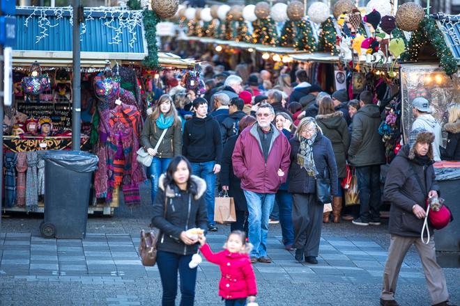 5 redenen om kerstmarkten te vermijden