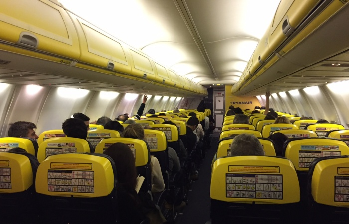 De eerste keer Ryanair – deel 2