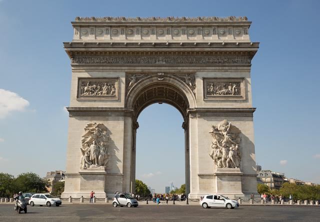 Gratis in Parijs
