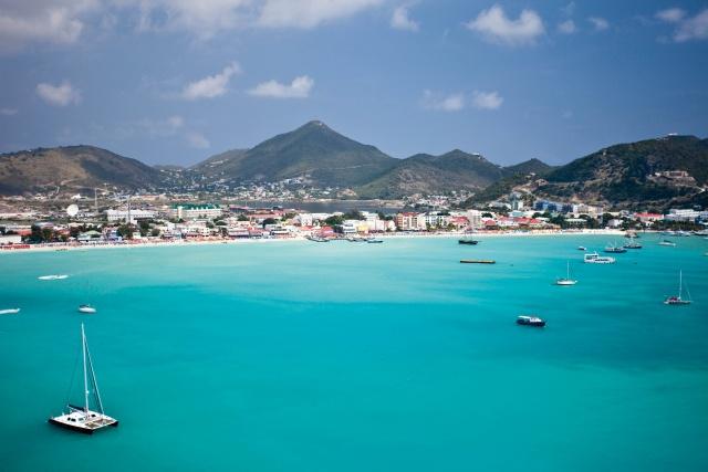 Met de Dreamliner naar Sint Maarten