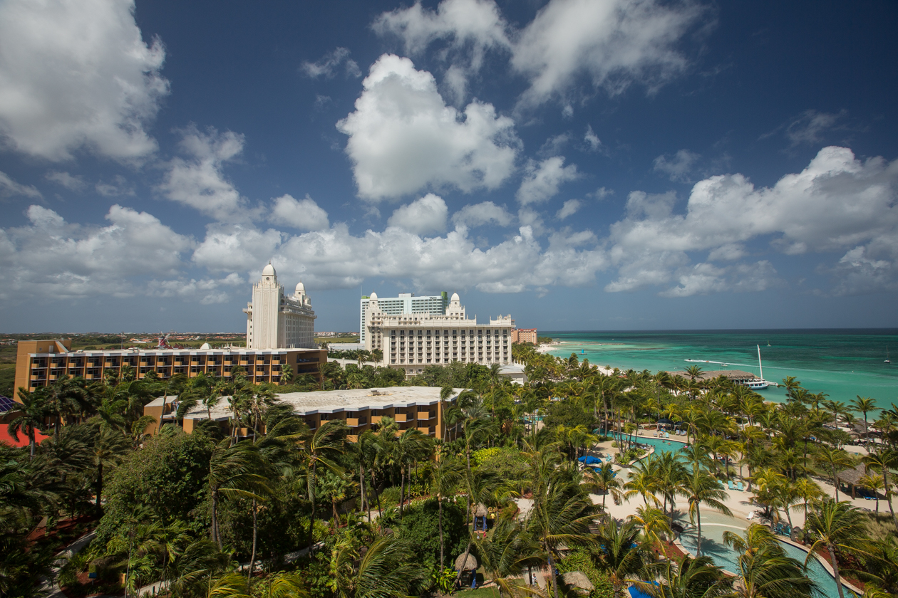 De beste hotels van Aruba