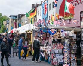 Top 5 leukste markten in Londen
