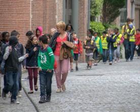 Mechelen met kinderen