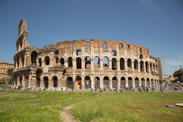 Historische bezienswaardigheden Rome