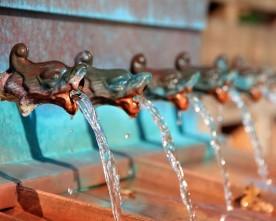 Pas op met water uit de kraan