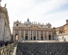 Vaticaanstad, het kleinste land ter wereld