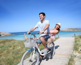 De vijf grote voordelen van een fietsvakantie