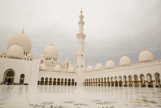 Top 5 bezienswaardigheden in Abu Dhabi