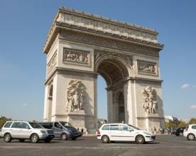 Goedkoop naar Parijs