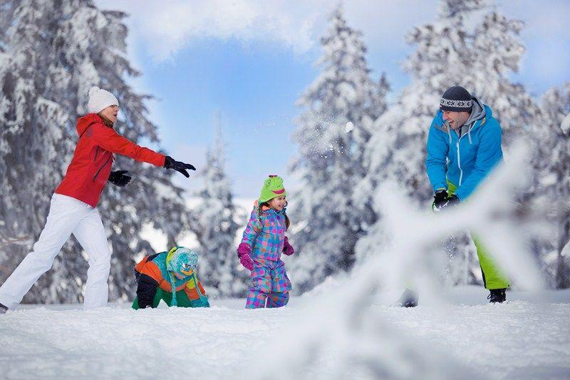5 skigebieden voor families met kinderen in Tsjechië
