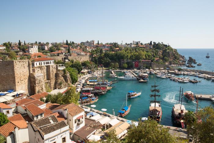 Verrassend Antalya