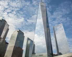 De vijf hoogste gebouwen van New York