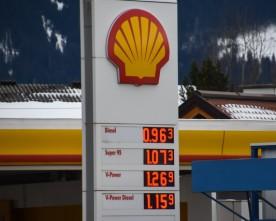 Tank niet langs de Oostenrijkse snelweg