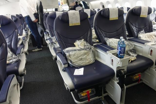 Eten meenemen in vliegtuig tui