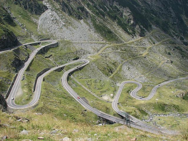 De vijf mooiste autoroutes van Europa