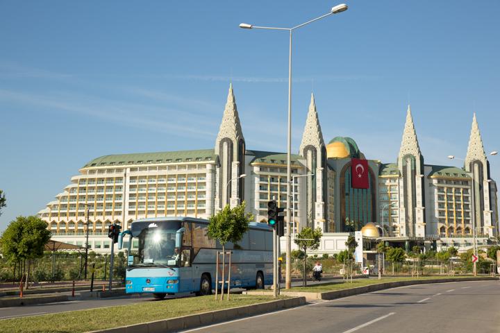 Afschaffing visumplicht naar Turkije