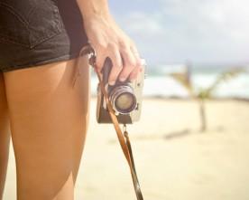 De leukste vakantiefoto's samengevoegd in een fotoboek