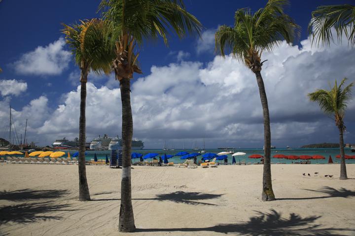 Sint Maarten flink in de aanbieding