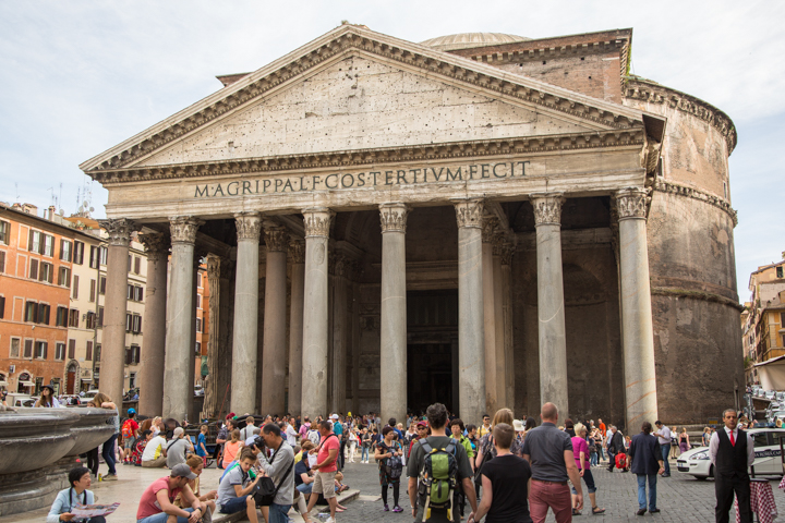 Vergeet Rome