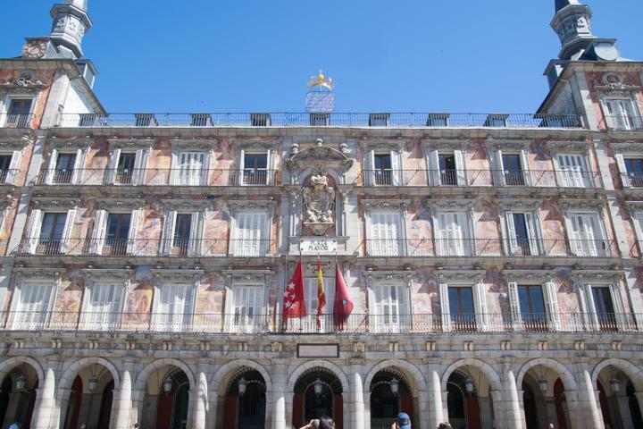 Top 5 bezienswaardigheden Madrid