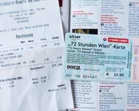 Koop je Vienna Card vooraf