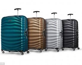 De voordelen van een Samsonite koffer