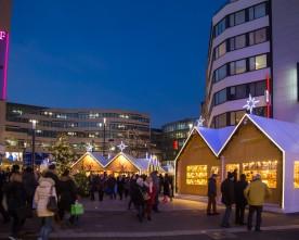 De Duitse kerstmarkten beginnen weer