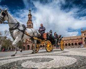 Dit is de tijd om Sevilla te bezoeken