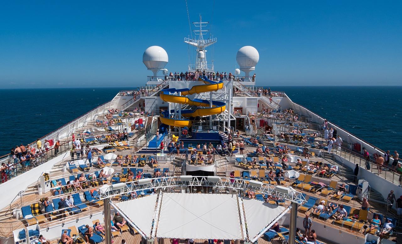 Heerlijk cruisen