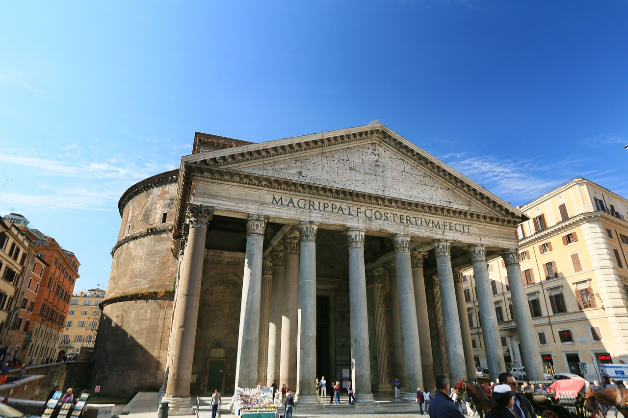 Audiogids voor Pantheon beschikbaar