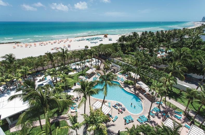 Vanaf € 699 p.p. een week naar Miami Beach