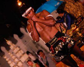 Mooi evenement voor liefhebbers van Thaiboksen