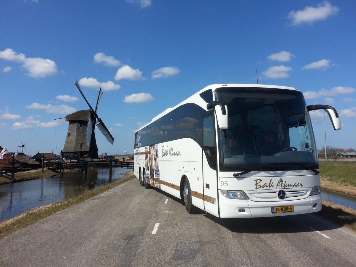 Ga met je eigen touringcar op tour