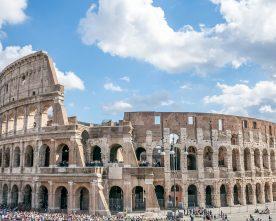 Het Colosseum: een wereldwonder