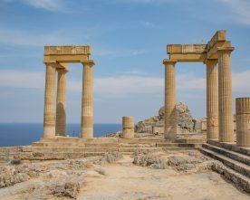 Archeologische bezienswaardigheden op Rhodos