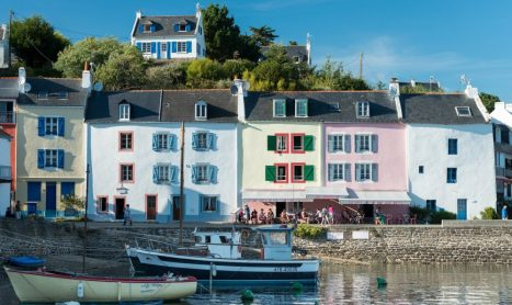 Mooie havenplaatsjes in Bretagne