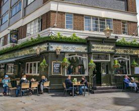 5 redenen om Londen te bezoeken