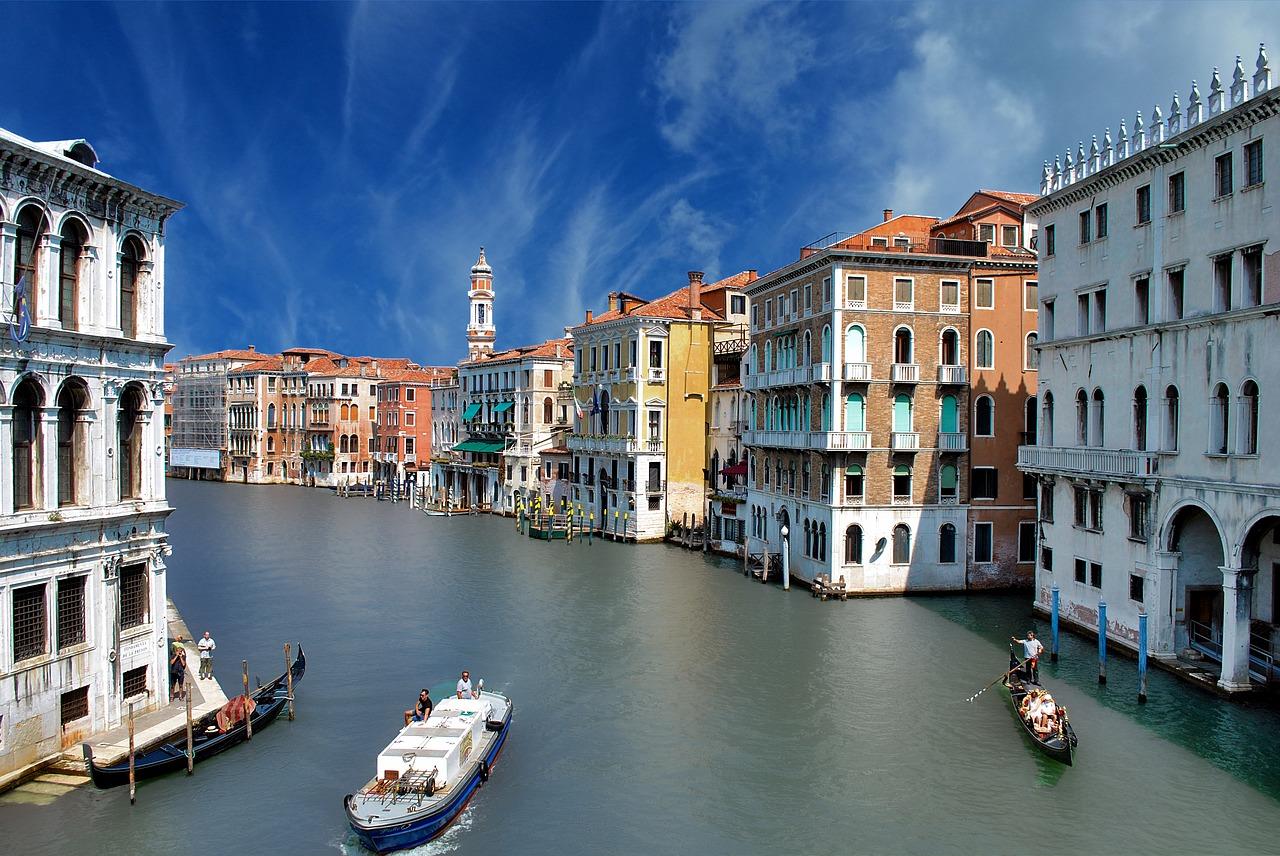 Venetië gaat belasting heffen aan dagjesmensen